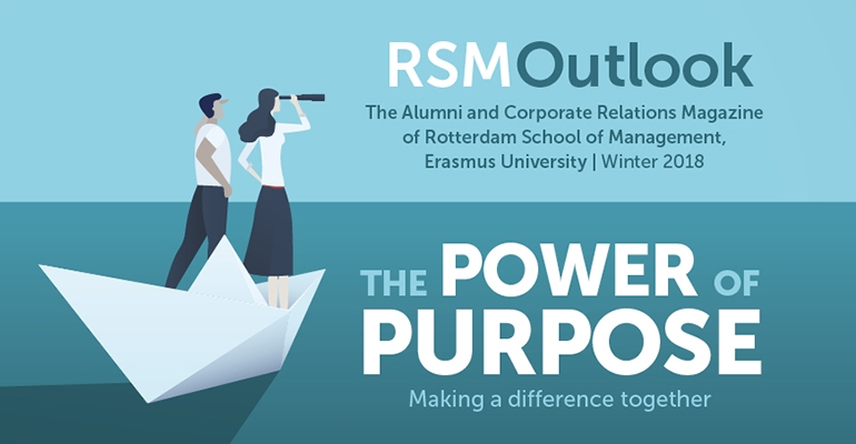 Presenting the power of purpose in business