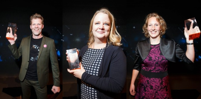 VanBerlo, Plant-e and the North Holland region win 2017 Dutch Innovation Awards