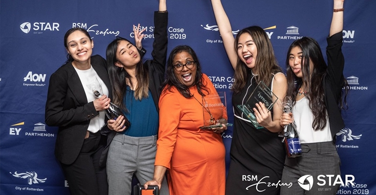 Sustainability at the heart of the 2019 STAR Case Competition
