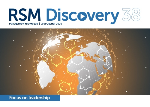 RSM Discovery magazine: leadership special