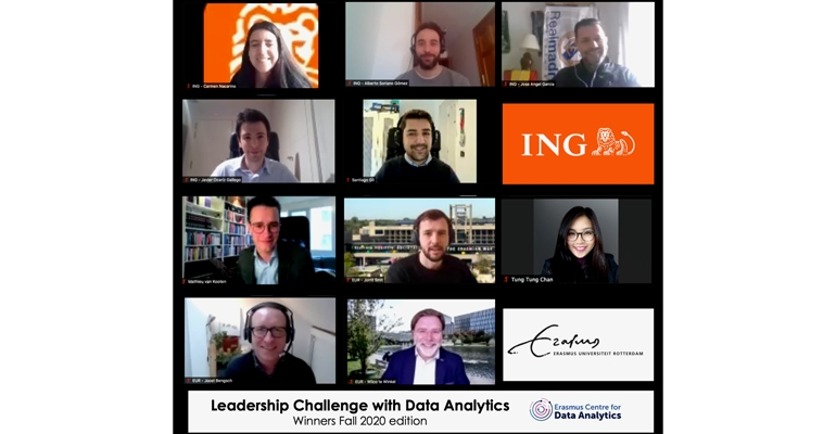 Ethics and accountability feature in winning data and analytics challenge