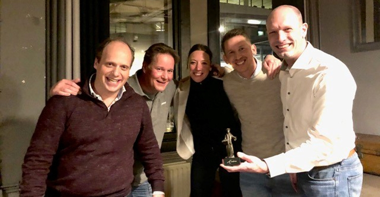 Siemens team wins Leadership Challenges with Data Analytics at RSM