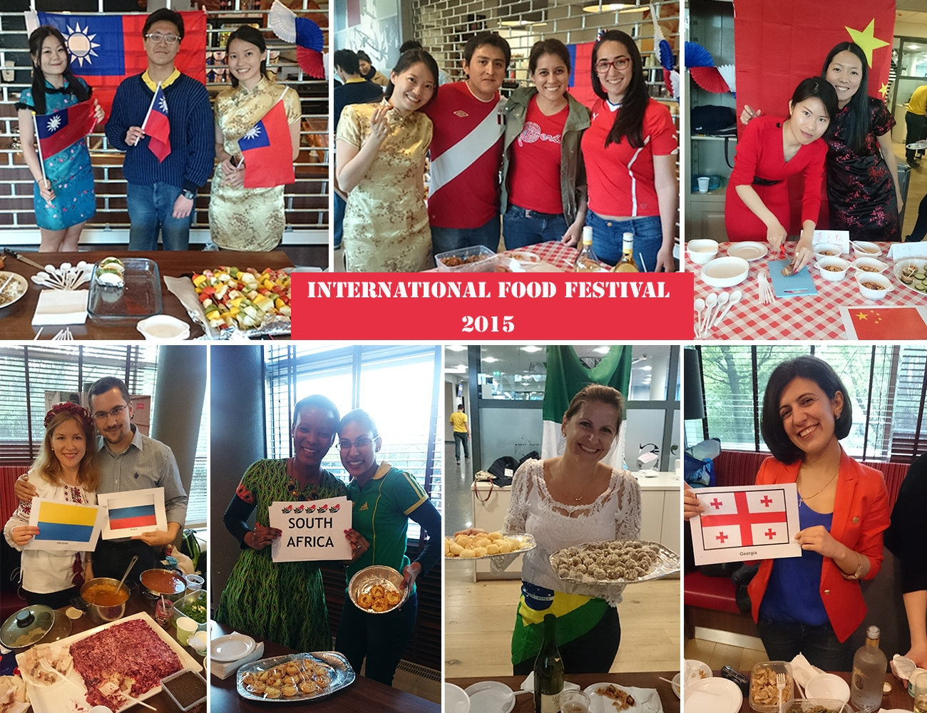 An explosion of flavours at mba international food festival news about rsm home - List of international cuisines ...
