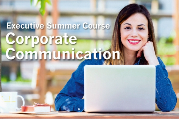 Summer course corporate communication