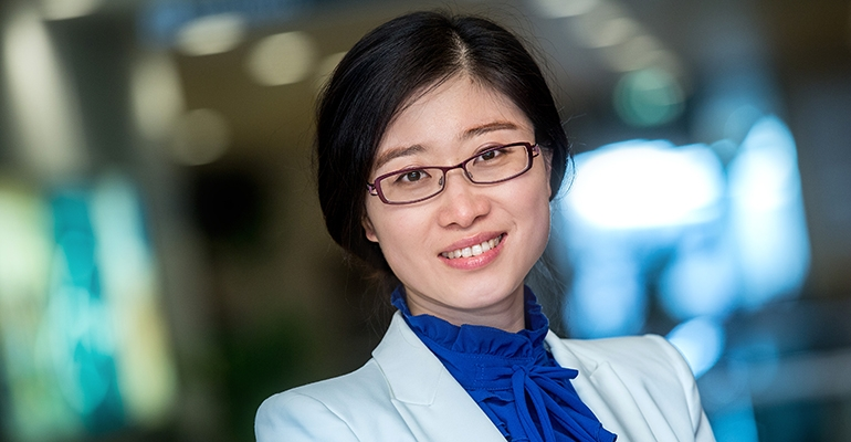 Ying Zhang one of top 30 thinkers on the radar