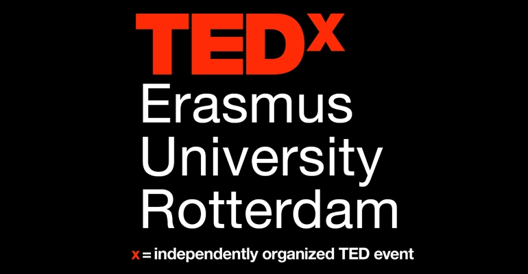 'A Shift in Perspective' at TEDxErasmusUniversity on 9 October