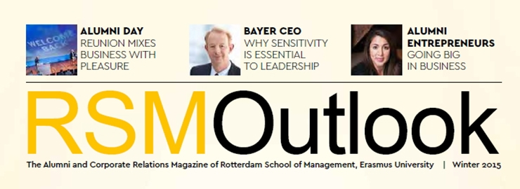 RSM Outlook winter 2015 explores social impact through business
